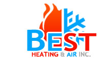 Logo: The Best HVAC Commercial
